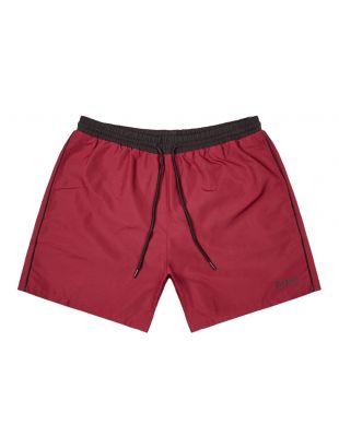 BOSS Bodywear Starfish Swim Shorts 50408104 603 Red