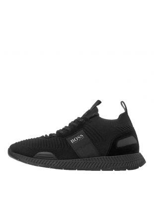 Titanium Runn Knst - Black