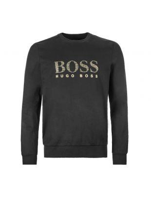 Tracksuit Sweatshirt - Black