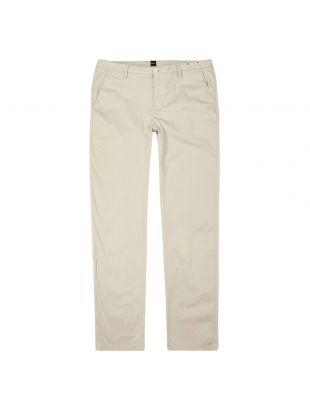 BOSS Athleisure Chino 50399834 273 In Light Beige