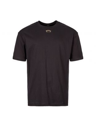 BOSS Athleisure T-Shirt Talboa 50413866 006 Black