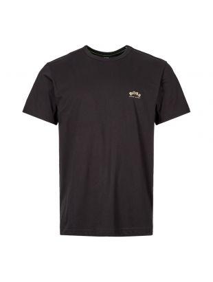BOSS Athleisure T-Shirt 50412363 006 Black
