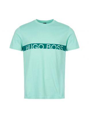 BOSS Bodywear T-Shirt | 50407600 330 Light Pastel Green