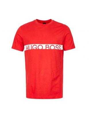 BOSS Bodywear T-Shirt 50407600 623 Red