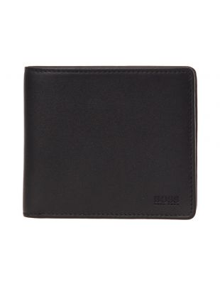 BOSS Wallet 50397483 001 Black