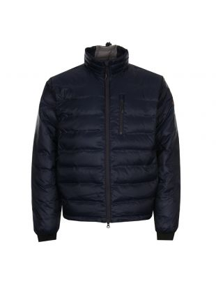 Canada Goose Lodge Jacket 5056M Black/Blue