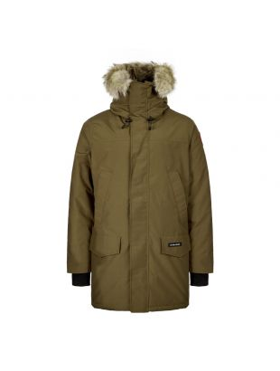 Canada Goose Langford Parka 2062M 49 Green