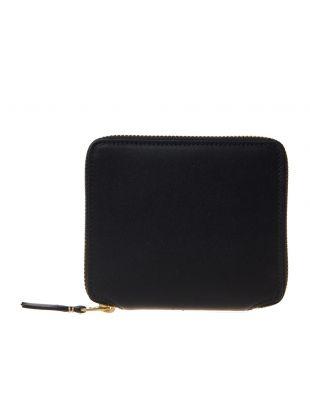 Comme des Garcons Wallet Classic | SA2100 BLK Black