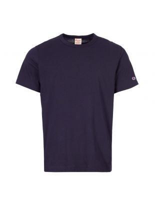 Champion T-Shirt 210971 BS501 NNY In Navy