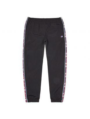 Champion Track Pants 211950 KK001 In Black / Navy