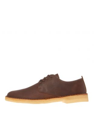 Clarks Originals Desert London Shoes 26138240 Beeswax