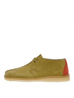 Clarks Originals Desert Trek Shoes | 26144179 Khaki