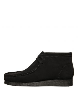 Clarks Originals Wallabee Boots 26133281 Black