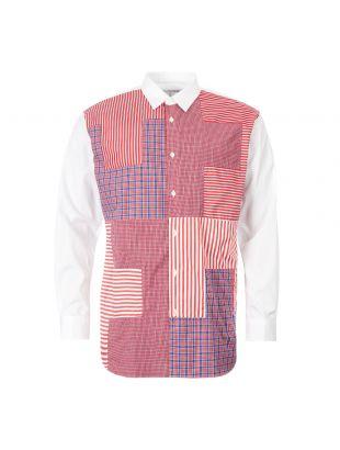 Check Shirt - Red / White Check