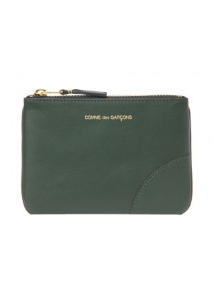Comme des Garcons Wallet Classic | SA8100 BOTTLE GREEN