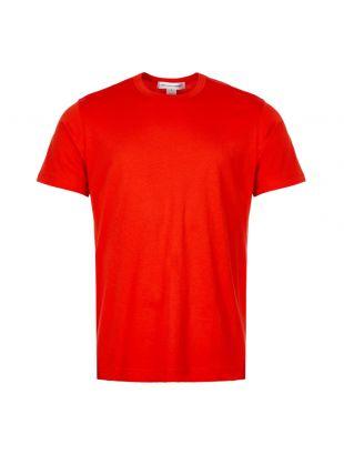 Comme des Garcons SHIRT T-Shirt W27117 3 Red