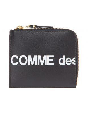 Comme des Garcons Wallet | SA3100HL BLACK
