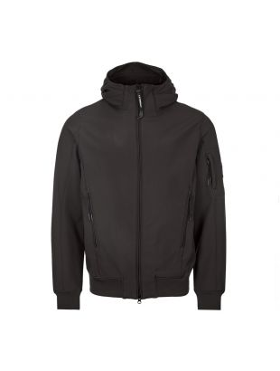 CP Company Jacket Soft Shell MOW013A 005242A 999 Black