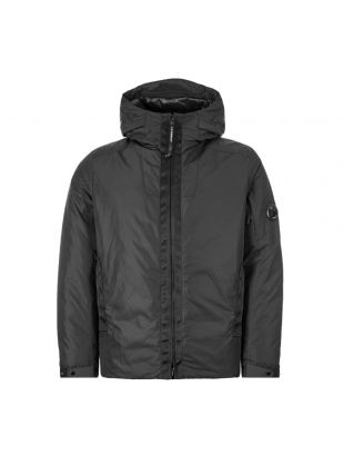 CP Company Hooded Jacket MOW168A 004275A 999 Black