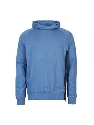 CP Company Goggle Hoodie CMSS234A|0054370|874 Dutch Blue