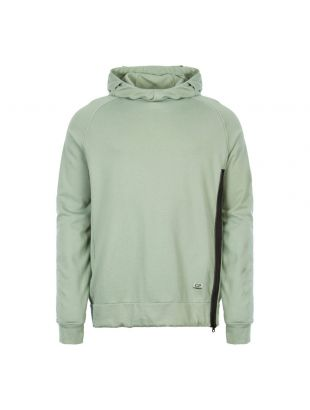 CP Company Goggle Hoodie CMSS234A|0054370|626 In Green