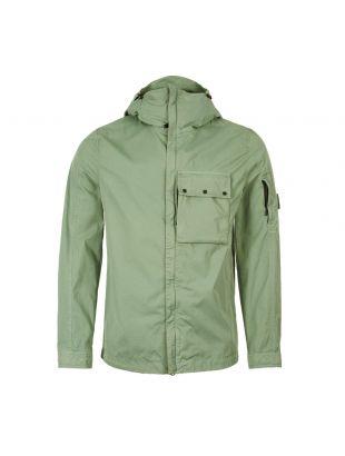 CP Company Overshirt CMSH141A 005425G 626 Green Bay