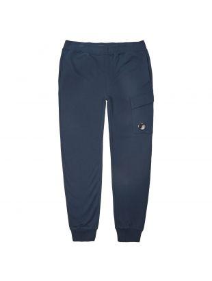 CP Company Sweatpants | MSS004A 005086W 888 Navy