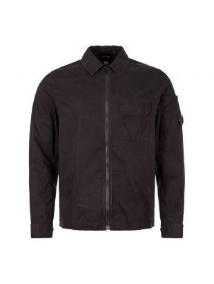 CP Company Overshirt | MSH230A 00 2824G 999 Black