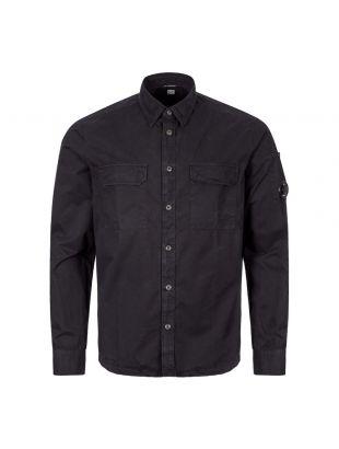 CP Company Overshirt | MSH228A 002824G 888 Navy