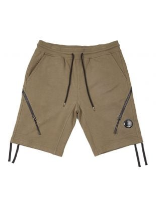 CP Company Shorts | MSS009A 005086W 661 Olive