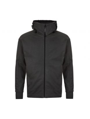 cp company goggle hoodie MSS076A 005086W 999 black