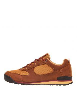 Danner Jag Low Shoes 37396 Brown/Maroon
