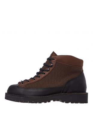 Light 40th Anniversary Boot - Black / Timber
