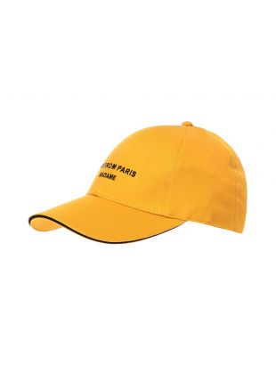 Cap – Yellow