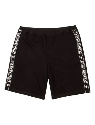 DSquared Shorts D9N582370 200 in Black