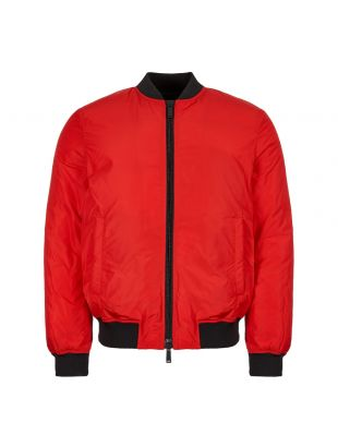 DSquared Jacket S74AM0951 S52109 305 Red