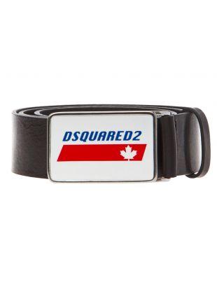 DSquared2 Belt   BEM0212 12900001 2124 Black