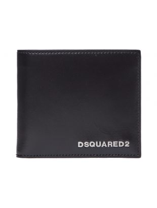 DSquared2 Wallet Logo WAM000601 501044 2124 Black
