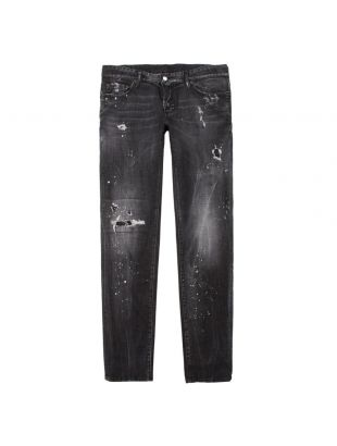 DSquared Jeans Slim Fit S74LB0490 S30357 900 Grey