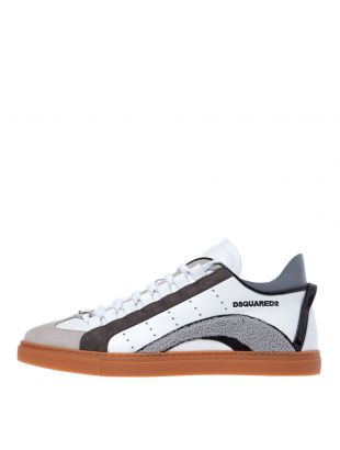 dsquared2 sneakers 551 SNM0006 01502083 M1703 white / grey