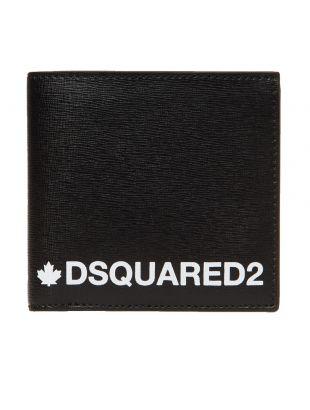 DSquared2 Wallet WAM000601 501685 M063 in Black