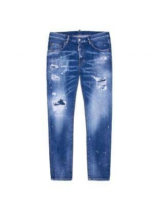 DSquared Jeans | S74LB0603 S30342 470 Blue