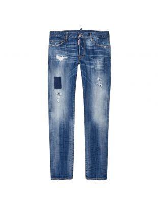 DSquared Jeans S74LB0614 S30342 470 Light Wash