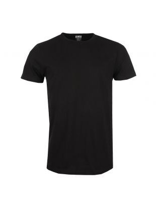 edwin t shirts double pack I018344 black