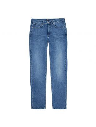 Edwin ED-80 CS Jeans I026671 F8 ET Eastside Wash