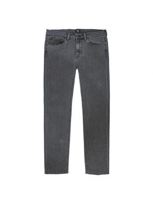 edwin jeans ed-80 slim tapered IO25964 F8 IG black bristol wash