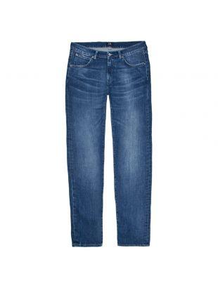 Edwin ED-85 CS Jeans I026672 F8 GI Braxton Wash
