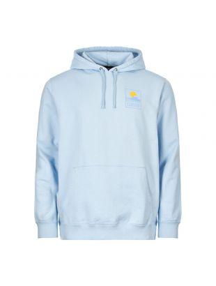 edwin hoodie IO25851 3B 67 03 cool blue