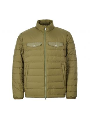 Fjallraven Jacket Down Liner 87126 620 Green