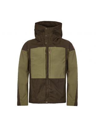 Keb Jacket - Green